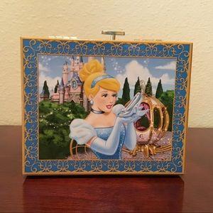 Cinderella Music Box